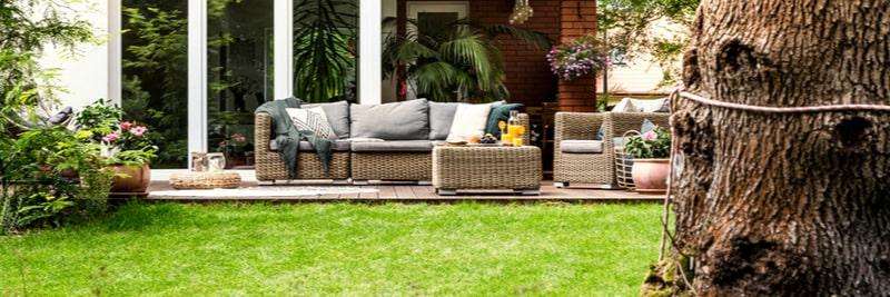 Choisir un beau salon de jardin